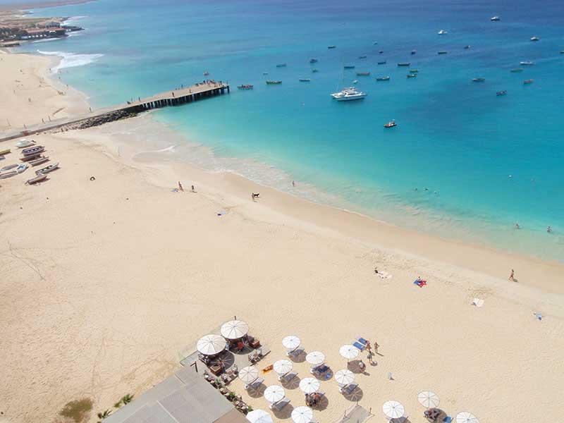 Cap Vert - Sal - Hotel Morabeza - Beach Club