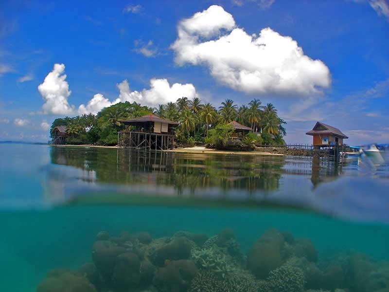 Indonésie - Maratua - Nabucco Island Resort