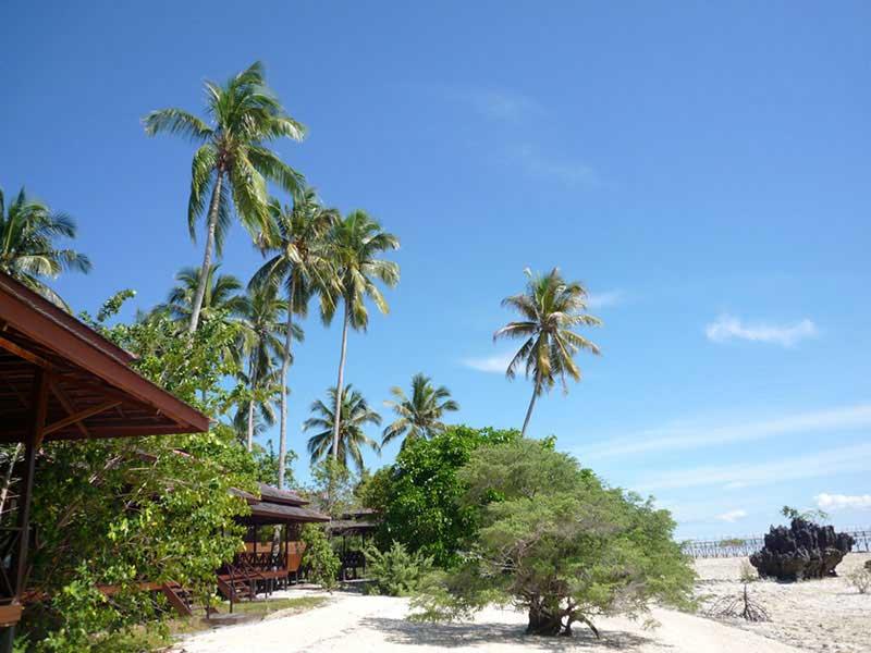 Indonésie - Maratua - Nabucco Nunukan Island Resort