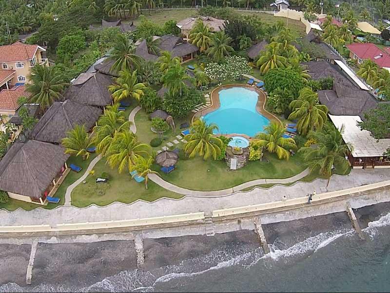Philippines - Dauin - Thalatta Beach Resort