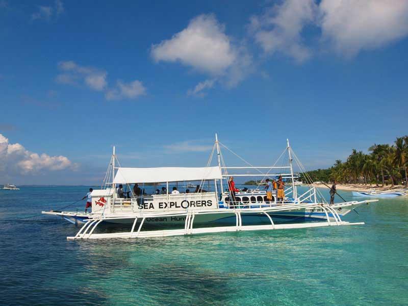 Philippines - Sea Explorer - Malapascua