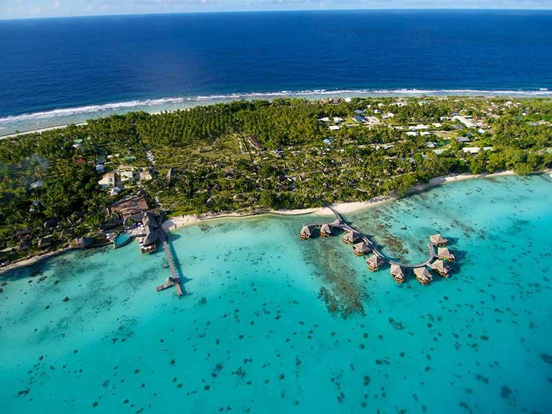 Rangiroa, Tuamotu Islands, French Polynesia  № 7018 бесплатно