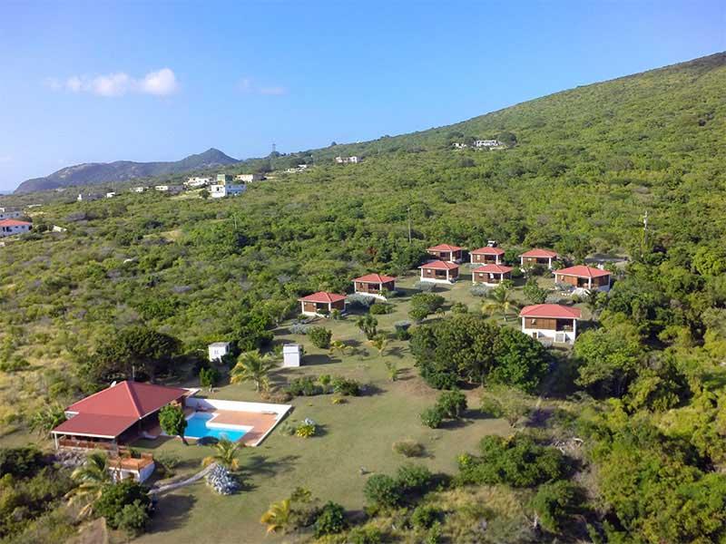 Saint Eustache - Statia Lodge