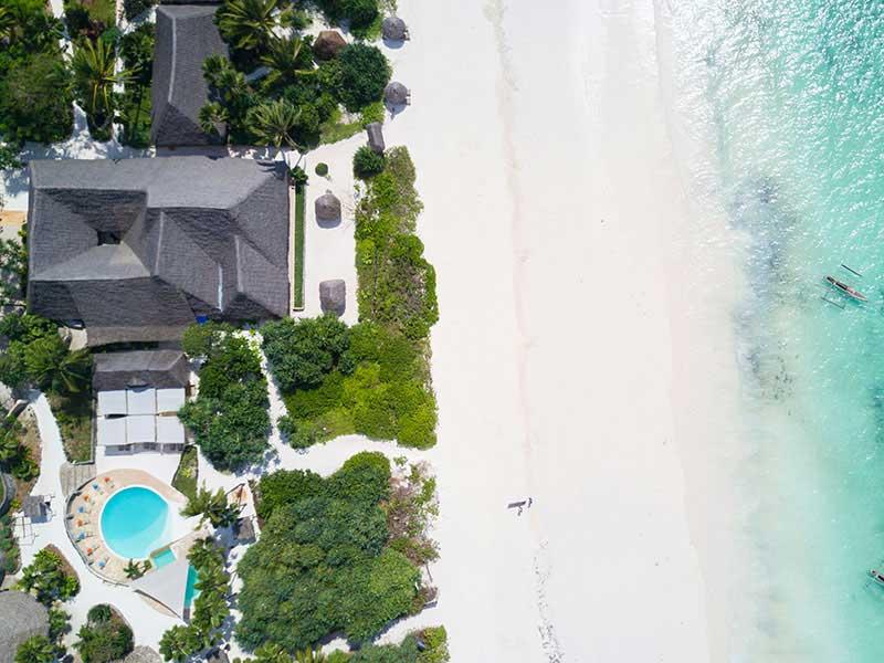 Tanzanie - Zanzibar - Zanzibar Pearl Boutique Hotel & Villas
