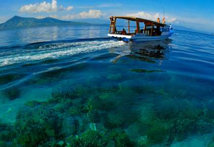 Bunaken - Manado © Siladen Resort & Spa