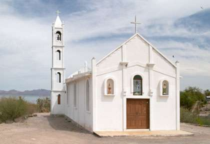 Church Mulege
