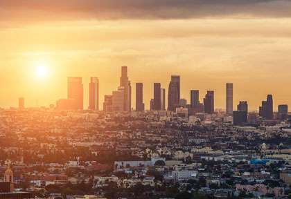 Stop over à Los Angeles © Shutterstock - Logoboom