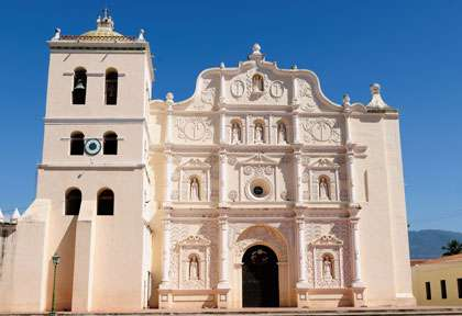 Cathedral Comayagua