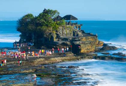 Tanah Lot - Bali - Indonesie © Pacto