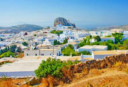 Armogos - Cyclades - Grèce © Shutterstock - Imagin Gr Photography